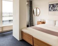 Ibis Hotel den Haag Scheveningen – Apartment Master Bedroom