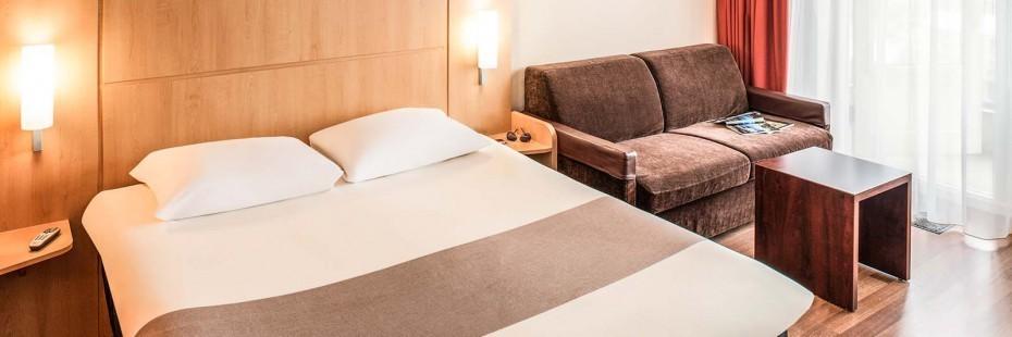 Ibis Hotel den Haag Scheveningen - Familiekamer / Family room