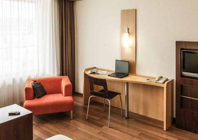 ibis hotel den haag scheveningen dubbelkamer familiekamer