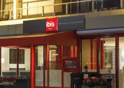 ibis hotel den haag scheveningen ingang