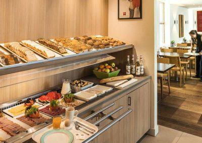 ibis hotel den haag scheveningen ontbijtbuffet