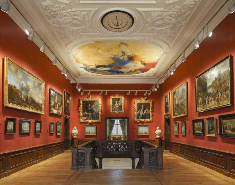 Mauritshuis interieur