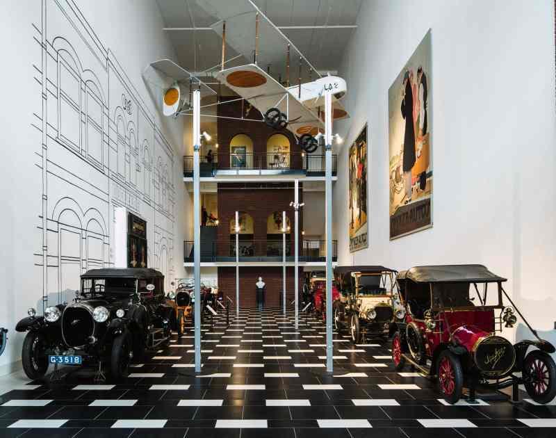 Automuseum Nederland Louwman